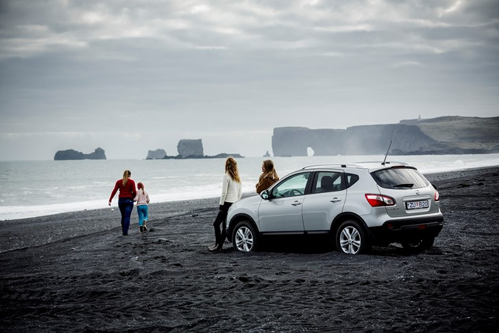 Choosing the Right Car for an Adventure in Iceland